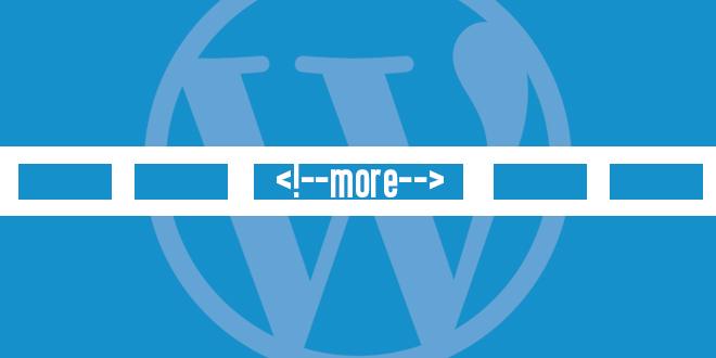【WordPress】the_content()の内容をmoreタグの前後で分割